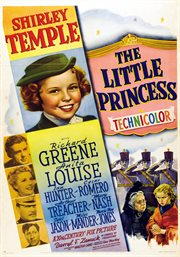 The little princess cover image