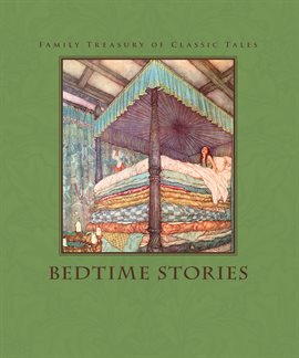 Cover image for Bedtime Stories