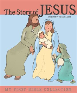 Cover image for The Story Of Jesus