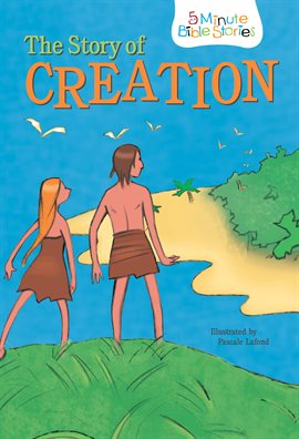 Cover image for The Story of Creation