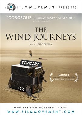 The Wind Journeys / Marciano Martínez