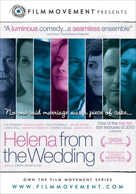 Helena from the Wedding / Gillian Jacobs