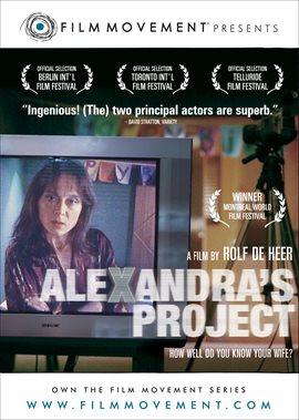 Alexandra's Project / Gary Sweet