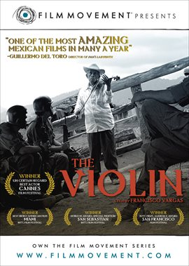 The Violin / Ángel Tavira