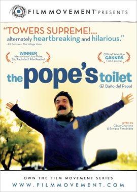 The Pope's Toilet / César Troncoso