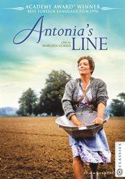 Antonia's line cover image