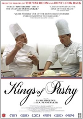 Cover image for Kings of Pastry