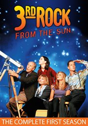 3rd rock from the sun. Season 1 cover image