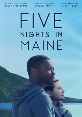 Cover image for Five Nights In Maine