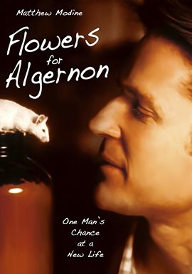 Cover image for Flowers For Algernon