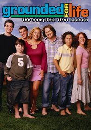 Grounded for life. Season 1 cover image