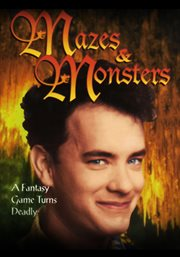 Mazes and monsters cover image