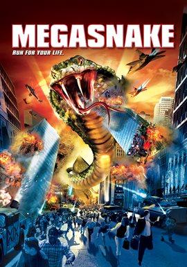 Cover image for Mega Snake