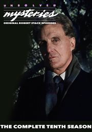 Unsolved mysteries: original robert stack episodes - season 10 cover image