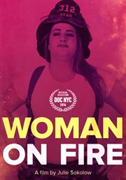 Woman on fire cover image