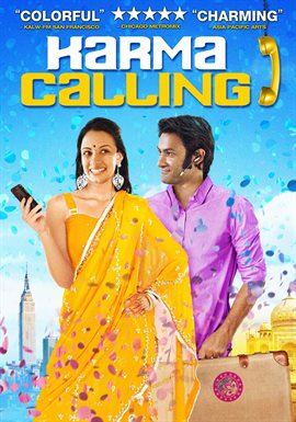 Cover image for Karma Calling