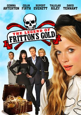 Cover image for The Legend of Fritton's Gold