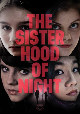 Cover image for The  Sisterhood of Night