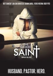 The masked saint cover image