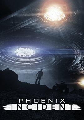 El incidente de Phoenix, portada del libro