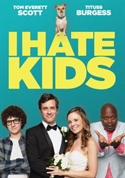 I hate kids cover image