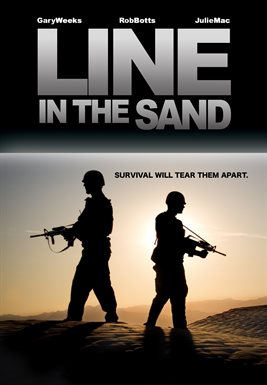 Line in the Sand / Gary Weeks