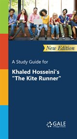 "A study guide for khaled hosseini's ""the kite runner"" cover image"