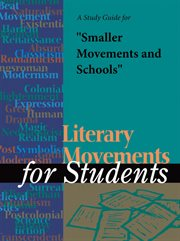 "A Study Guide for ""smaller Movements and Schools"""