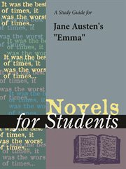 A Study Guide for Jane Austen's Emma