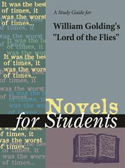 A Study Guide for William Golding's Lord of the Flies