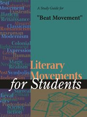 "A Study Guide for ""beat Movement"""