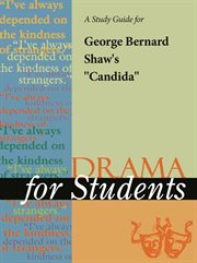 """A Study Guide for George Bernard Shaw's """"candida"""""""