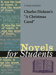 """A Study Guide for Charles Dickens's """"a Christmas Carol"""""""