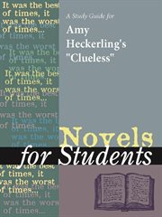 """A Study Guide for Amy Heckerling's """"clueless (film Entry)"""""""
