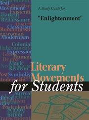 "A Study Guide for ""enlightenment"""