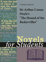"""A Study Guide for Sir Arthur Conan Doyle's """"the Hound of the Baskervilles"""""""