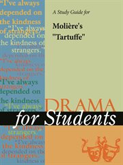 """A Study Guide for Moliere's """"tartuffe"""""""