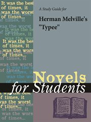 "A Study Guide for Herman Melville's ""typee"""