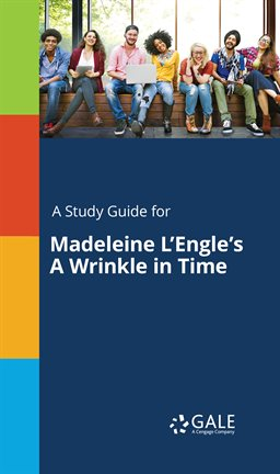 Cover image for A Study Guide For Madeleine L'Engle's A Wrinkle In Time