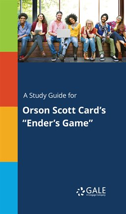 """Cover image for A Study Guide For Orson Scott Card's """"Ender's Game"""""""
