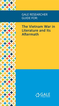 Cover image for The Vietnam War in Literature and Its Aftermath