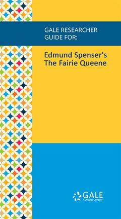 Cover image for Edmund Spenser's The Fairie Queene