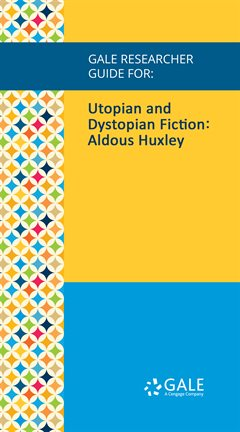 Cover image for Utopian and Dystopian Fiction