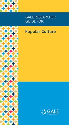 Cover image for Popular Culture