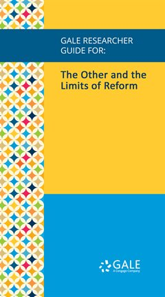 Cover image for The Other and the Limits of Reform