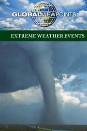 Extreme weather events cover image