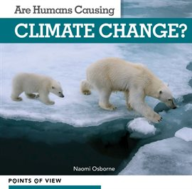 Are Humans Causing Climate Change?