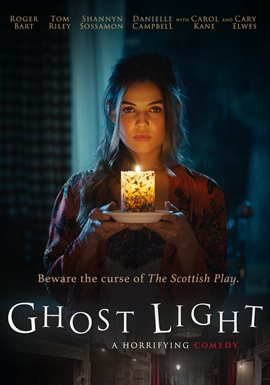 Cover image for Ghost Light