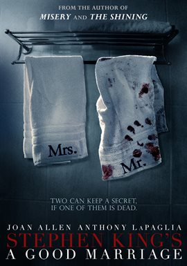 Cover image for Stephen King's A Good Marriage