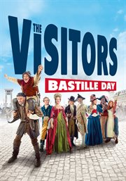 The visitors cover image
